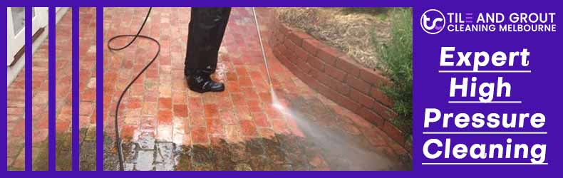 Expert High Pressure Cleaning Melbourne
